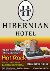 Click to visit the The Hibernian web site